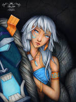 Kida Atltantis by maxicarry