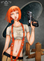 Leeloo by maxicarry