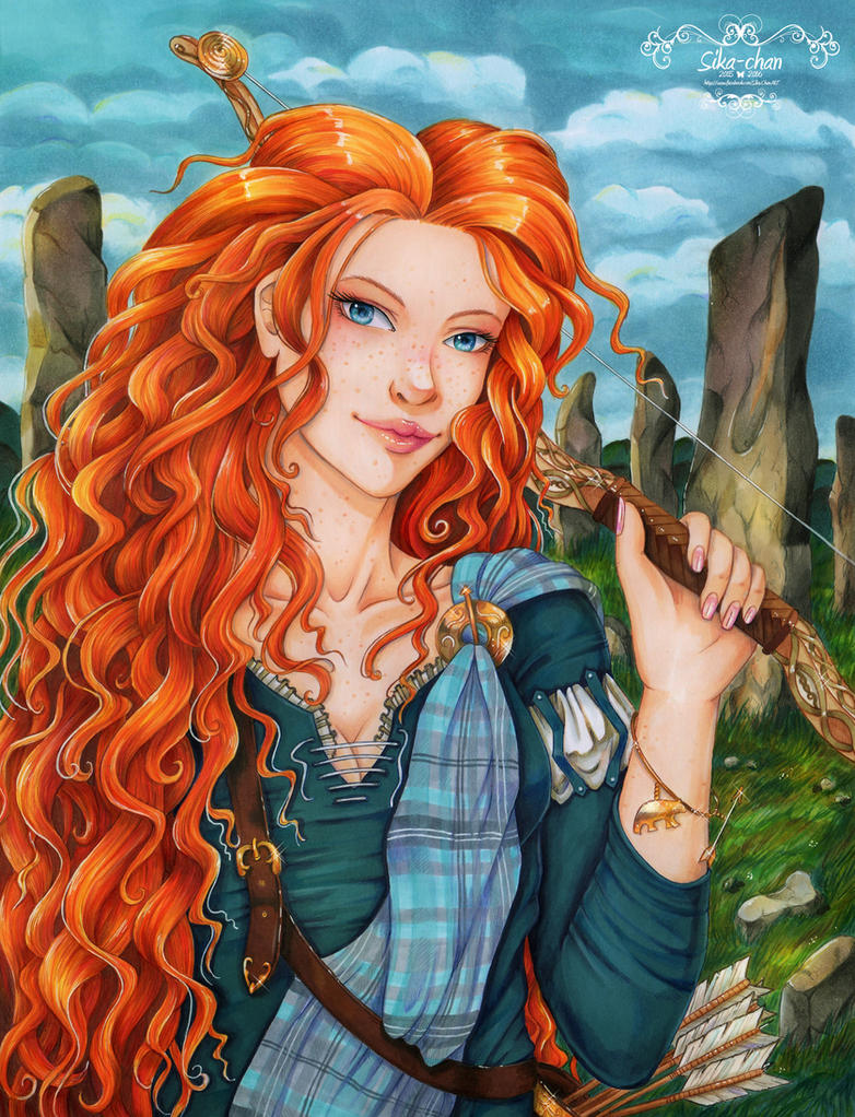Merida by maxicarry