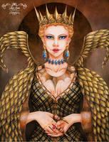 Queen Ravanna by maxicarry