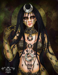 Enchantress by maxicarry