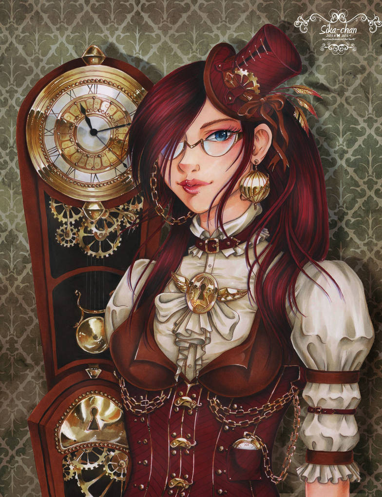 Steampunk 2018 by maxicarry