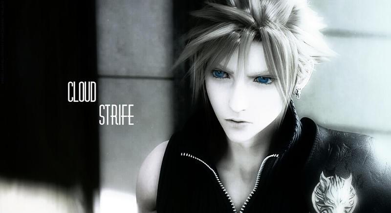 Cloud Strife Edit by HanitasRoloru
