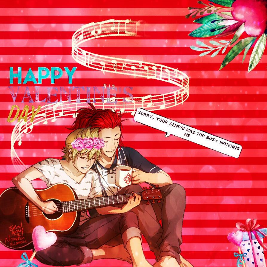 Happy Valentine's Day! by HanitasRoloru