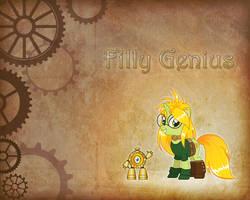 Girl Genius pony