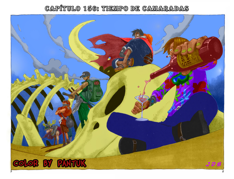 One piece capitulo 088 latino dating 10