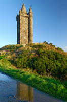 Scrabo Reflections IV by Gerard1972