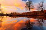 Reflections at Drum Bridge 8 by Gerard1972