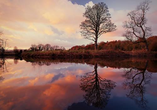 Reflections at Drum Bridge 8.1