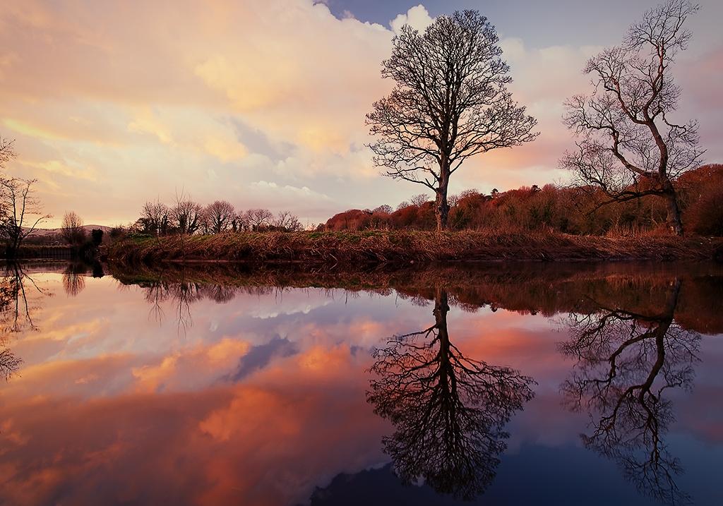 Reflections at Drum Bridge 8.1 by Gerard1972