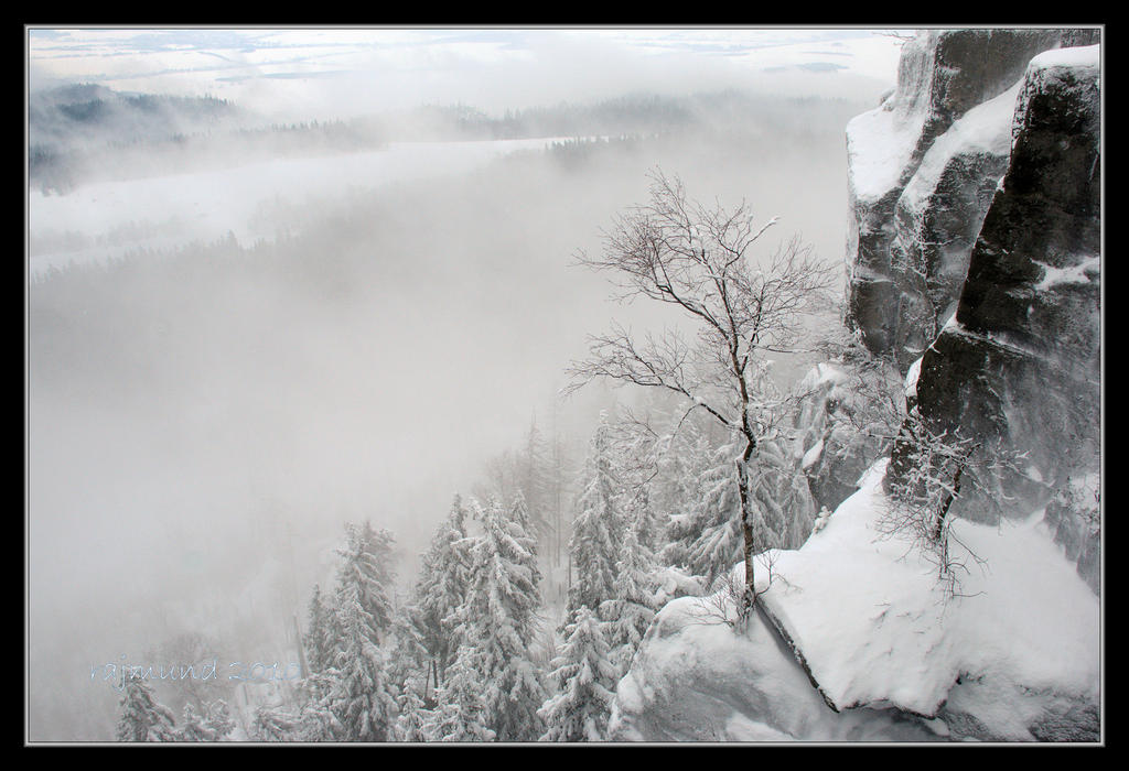 Rocky winter by Rajmund67