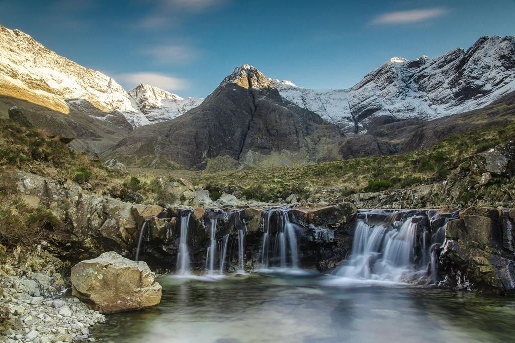 Fairy Pools by Rajmund67