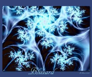 Blizzard by MysticrainbowStock