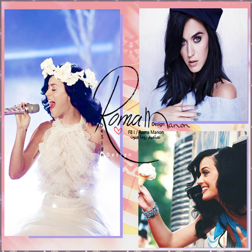 24 Pic for Katty Perry by Manon by romamanon