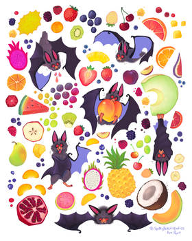 Fruit Bat Salad