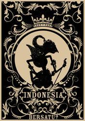 Indonesia bersatu? by kakajoe
