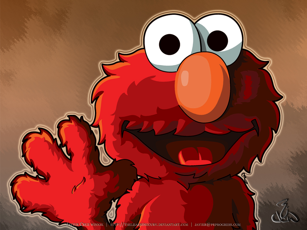 Elmo Wallpaper by thelearningcurv on DeviantArt