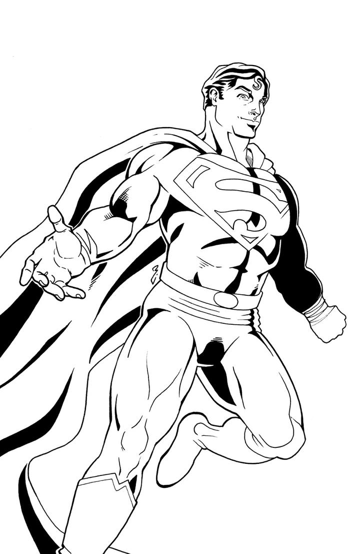 SupermanInk by thelearningcurv