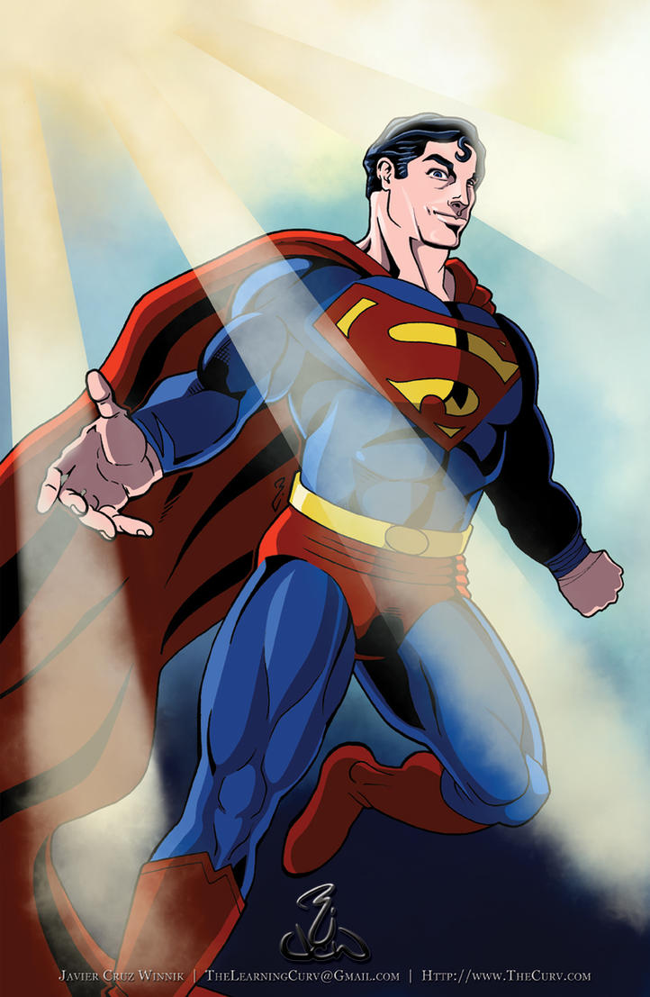 Superman by thelearningcurv