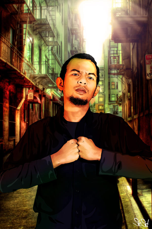 Alley Gangster by SicSid6