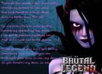 Brutal Legend: Ophelia's Poem