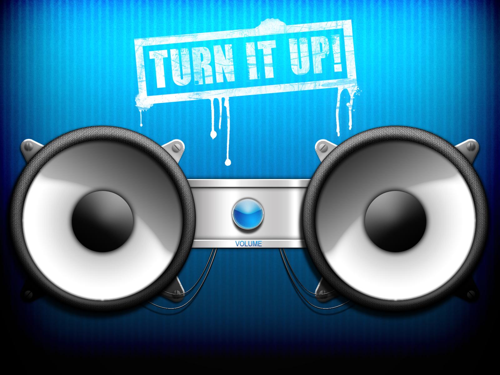 Turn It Up 1600x1200 By Goergen On Deviantart