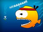 How plankton gets eaten