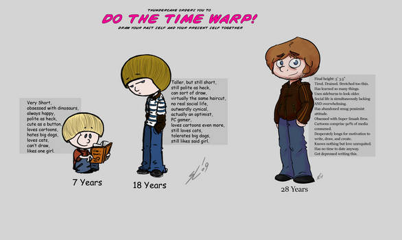 Time-Warp meme, about 10 years later.