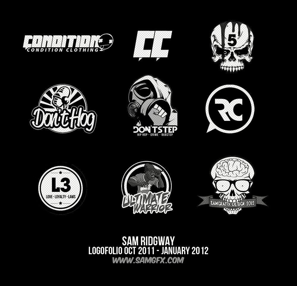 Logofolio 2012 by Shiftz