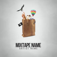 FREE Mixtape Cover V4 - PSD by Shiftz