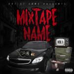 FREE Street Mixtape Cover - PSD