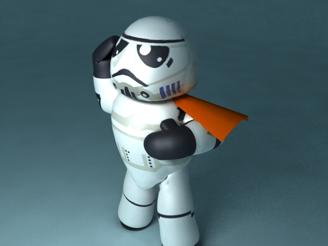 Stormtrooper by tudisco