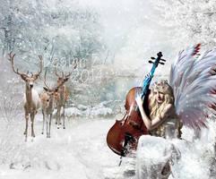 ~Winter Fairy~ by sofijas