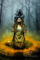 The Call Of The Dark Lord by sofijas