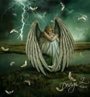 Fallen Angel by sofijas