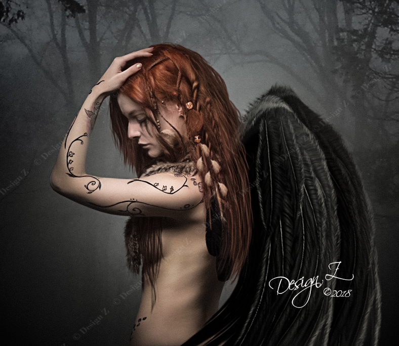 Lost Angel by sofijas