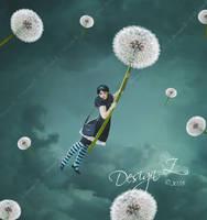 Dandelion Flight by sofijas