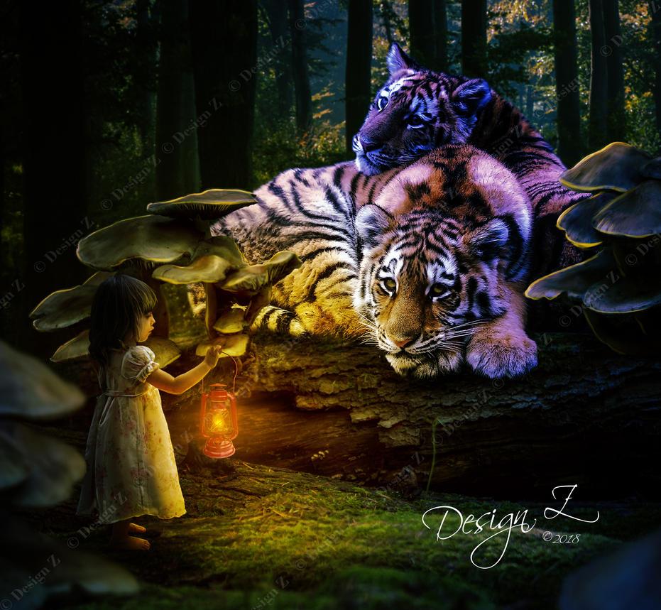 Wild Pets by sofijas