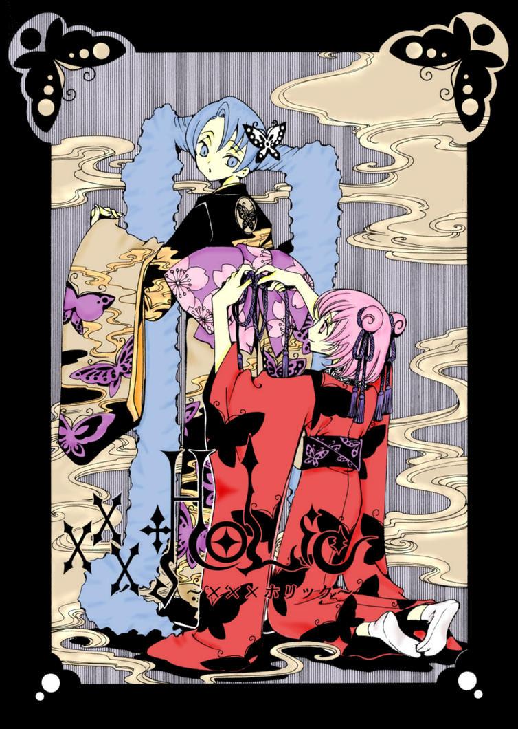 xxxHolic by Marta-chan
