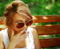 smoking by nextgirl
