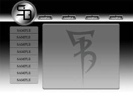 Web Page Design 05 by BRokeNARRoW13