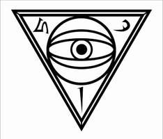 SiD Eye symbol Black by BRokeNARRoW13