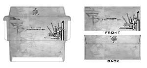 Pipe Envelope Press Layout