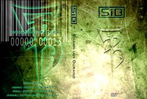 SiD DVD Cover by BRokeNARRoW13