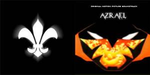 Azrael CD Cover