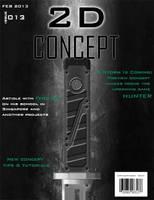 Magazine Cover by BRokeNARRoW13