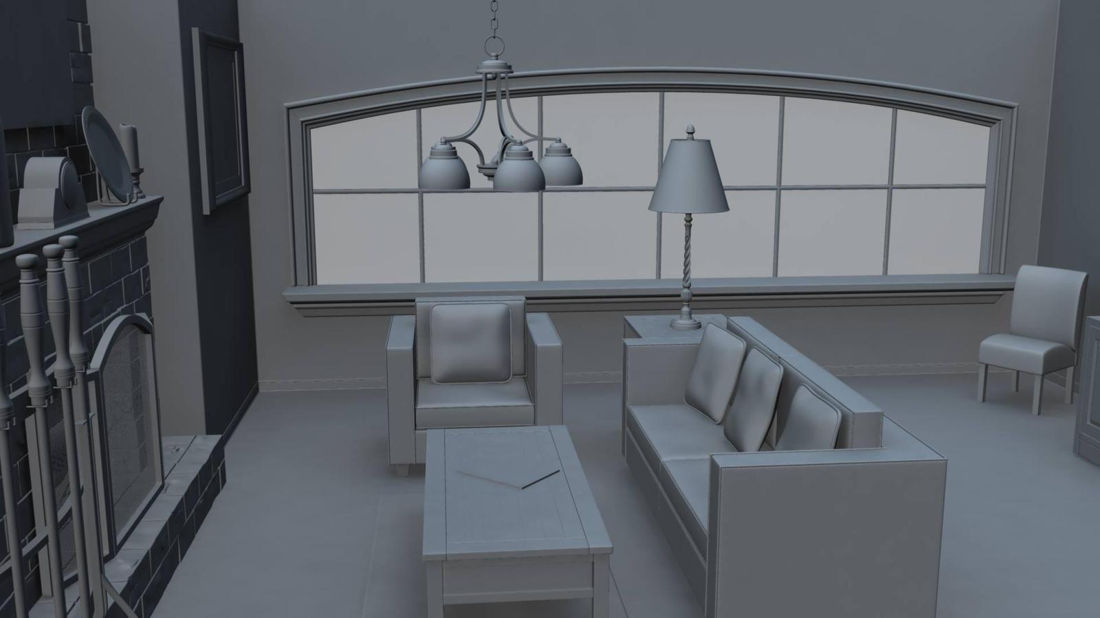 Interior 02 by BRokeNARRoW13