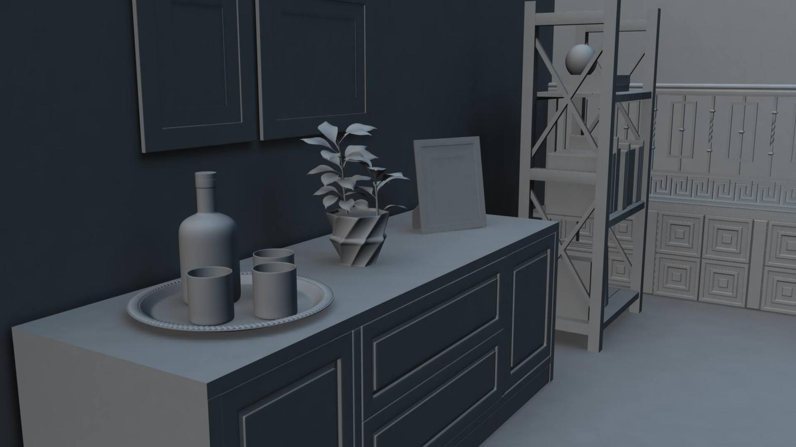 Interior 04 by BRokeNARRoW13
