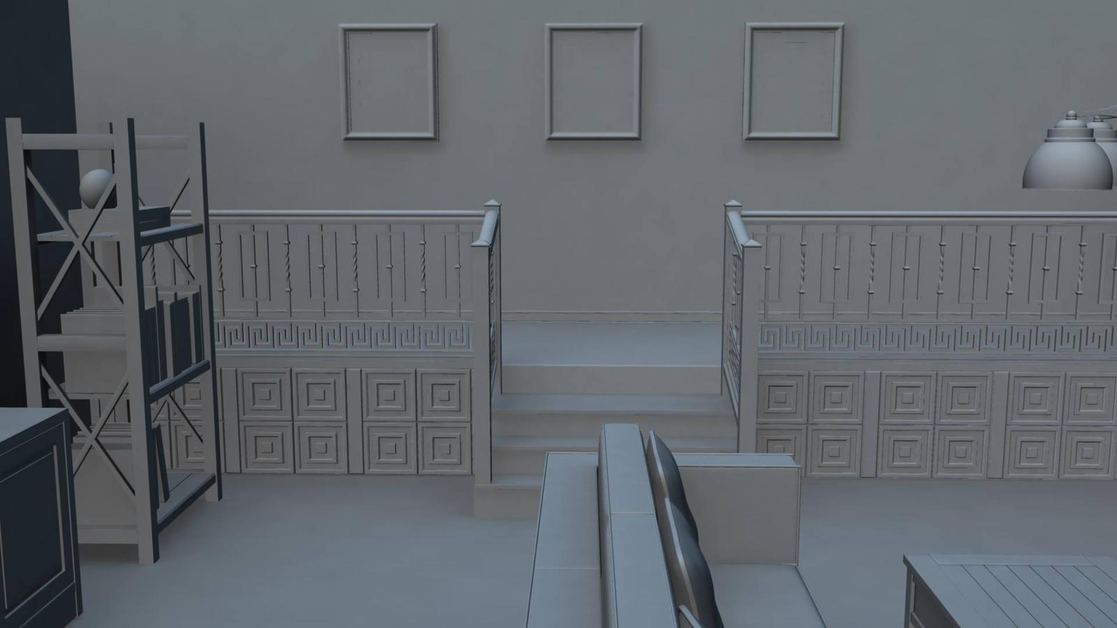 Interior 05 by BRokeNARRoW13