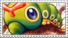 Stamp - 010 Caterpie by Zaira-Karanfil